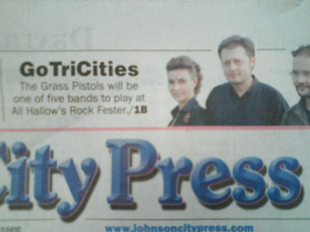 "We are in ""Johnson City Press"""